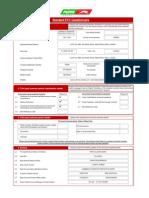 Puma Standard KYC Form
