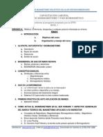 1 TEMARIO Basico Biomagnetismo y Par Biomagnetico SEPT 2014