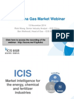 China Gas Market