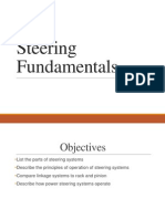 Steering Fundamental