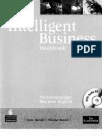 ntelligent Business Pre Intermediate Workbook