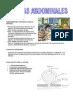 Hernias Abdominales- Anatomia,Historia,Endoanatomia