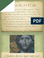 Apuntes para una Cristología