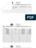 School Building Inventory Form
