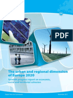 The Urban and Regional Dimension of Europe 2020