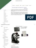 Microscop Digital Lcd PentaView Celestron