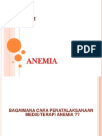 Ppt Anemia (Terapi)