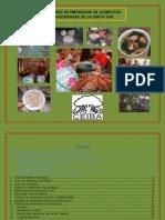 Recetario Comidas Tradicionales Costa Sur
