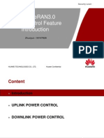 SPD_Huawei ERAN6.0 Power Control Feature Introduction