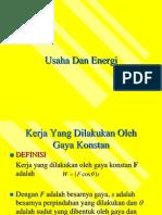 06 Kerja Dan Energi