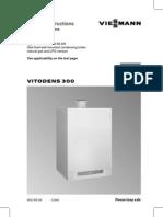 Vitodens300 WB3A 49 66kW Service