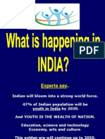 youth of India..ppt-adaa