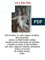 Ave a San José