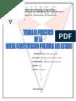 Constitución Politica Cuestionario