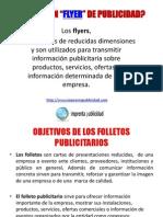 Qué Es Un FLyers | Imprenta de Publicidad