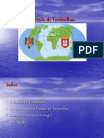 Tratado de Tordesilhas 8º C 2014-2015 Duarte Grangeio e Rafael Capinha