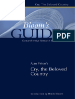 Cry The Beloved Country Pdf