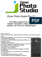 Zoner Photo Studio Pro 17 review