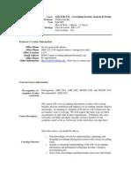 UT Dallas Syllabus for aim4342.001.07f taught by Tiffany Daykin (tmc018400)