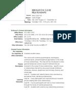 UT Dallas Syllabus for mais5301.501.07f taught by Karen Prager (kprager)