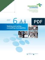 1. TL Module 06 Walking Cycling en Reader