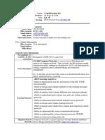 UT Dallas Syllabus for cs4390.002.07f taught by Jorge Cobb (jcobb)