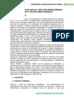 Contaminacion de Suelos y Rios Por Hidrocarburos Mexico y Bolivia