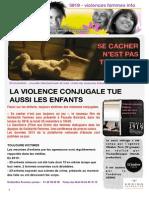 Rapport 2013 de Solidarité Femmes