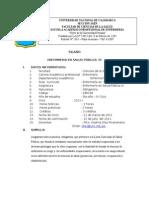 Silabo Salud Ocup