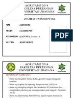 Nametag Agricamp 2014