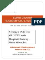 Smart Growth - Neighborhood Engagement, Walnut Way
