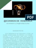 Mujeres Iconos de Venezuela PDF