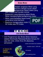 Brake Motor