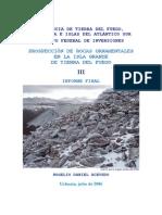 Rocas Ornamentales de Tierra Del Fuego