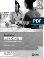 English for Medicine