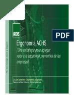 achs-Ergonomia