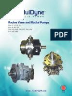 Racine Vane and Radial Pumps
