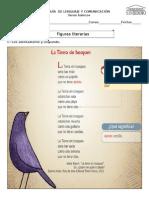 Guía n° NN Lenguaje 3eros Figuras literarias