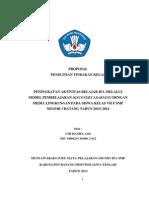 Proposal Ptk Umi h Smp 3 Batang