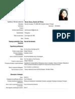 Curriculos e Relatório EFAb302