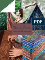 Tenun Patra Company Profile