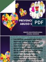 Charla Prevencion Del Abuso Sexual Infantil.