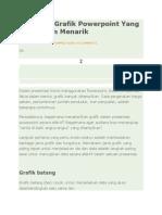 Membuat Grafik Powerpoint Yang Efektif Dan Menarik