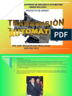 Transmision Automatica