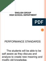 English Grade 7