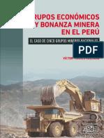 BONANZA DE LOS GRUPOS ECONÓMICOS DEL PERÚ