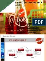 Pemasaran teh botol sosro.pptx