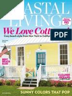Coastal Living - November 2014 USA
