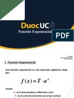 5. Funcion Exponencial