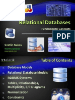 2. Relational Databases Fundamental Concepts
